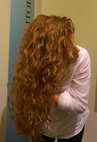 שיקום ותןספות שיער תלתלים