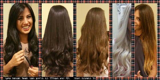 תוספות שיער מוטי רונאל