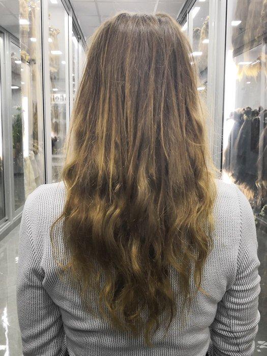 מלוי שיער דליל לנשים