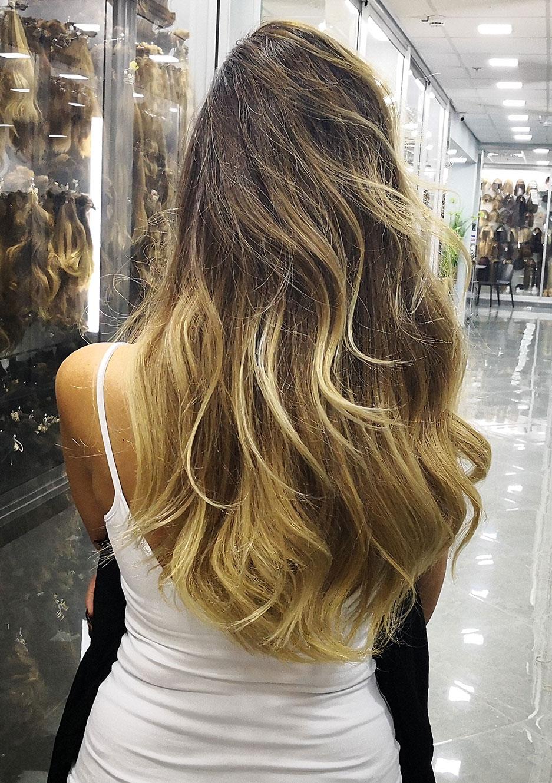 עיצוב שיער 2019 אומברה בליאז'