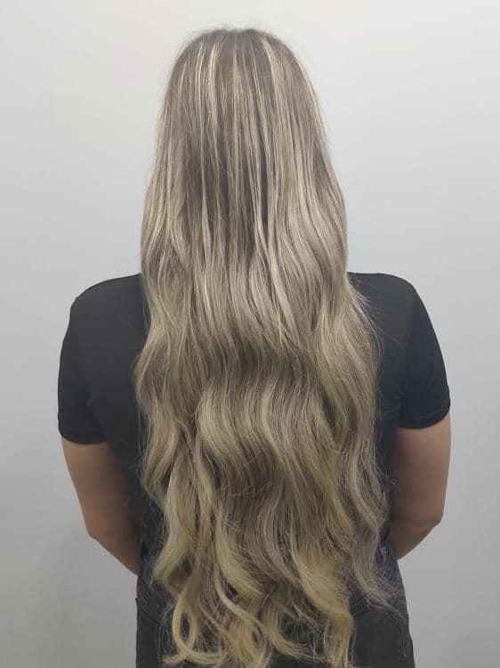 הארכת שיער בהלחמה
